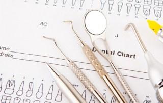 Odontograma para clínicas dentales