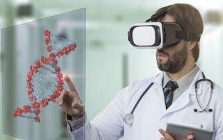 Software de realidad virtual y medicina