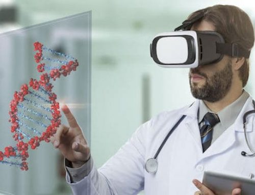Software de realidad virtual y medicina