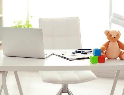 Telepediatría, tranquilidad para los padres